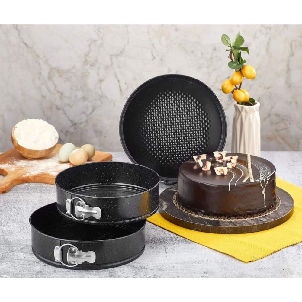 Polo Chef Planeta Kelepçeli Kek Kalıbı
