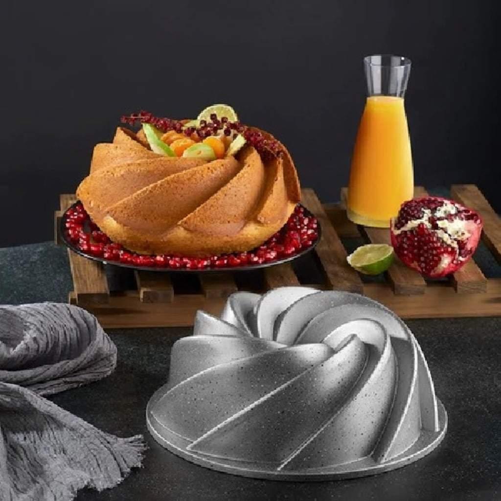 Polo Chef Wınd Rose Döküm Kek Kalıbı