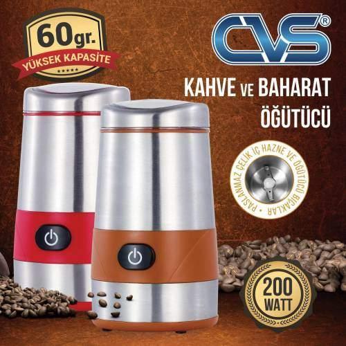 CVS DN 1910 Kahve ve Baharat Öğütücü