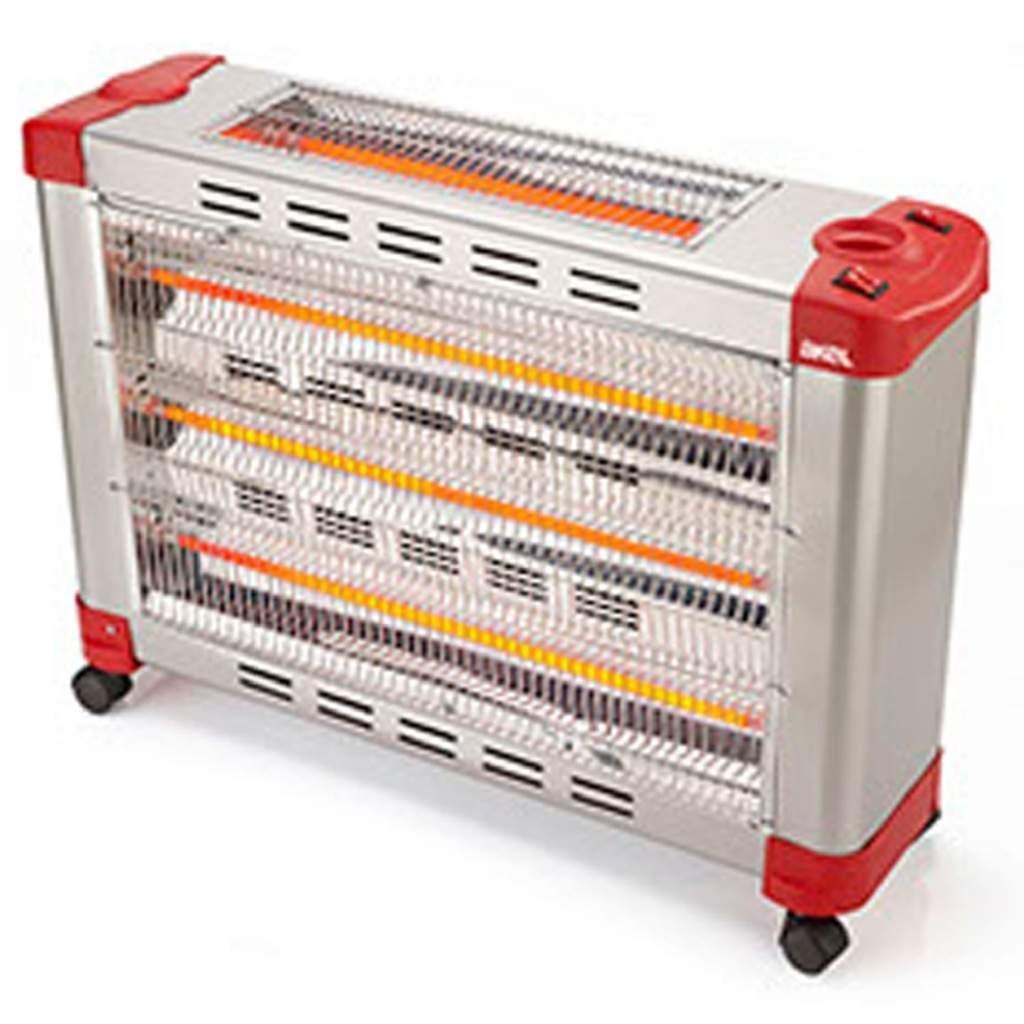 Akel AS-1210 2900 W Elektrikli Quartz Isıtıcı