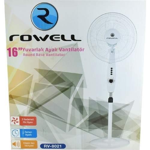 Rowell RV-8021 16 Ayaklı Vantilatör