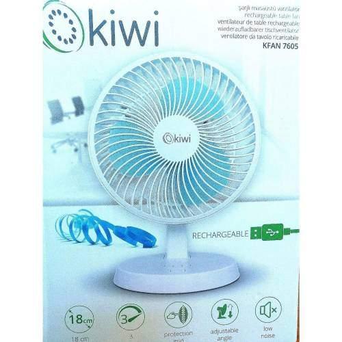 Kiwi KFAN 7605 Vantilatör
